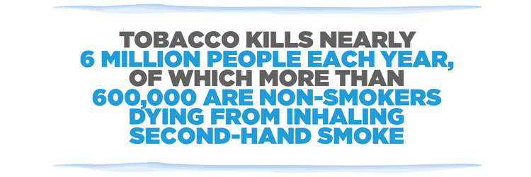 Just how damaging is second-hand smoke? Our infographic explains: #WorldNoTobaccoDay http://t.co/sumt2ivO8O