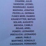 Los convocados para el partido del domingo, ante Rosario Central #River http://t.co/8eo8kRZL6J