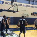 #Grizzlies Tweets: First Pre-draft workouts are under way! Stay tuned for more! http://t.co/ET9UE9i2GI #NBA http://t.co/tTkRzWlPbY