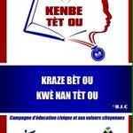 """Aujourdhui cest la grande finale du concours de musique """"Kenbe Tèt Ou."""" Branchez sur TNH à partir de 5hr PM. http://t.co/dZACmdcSPJ"""