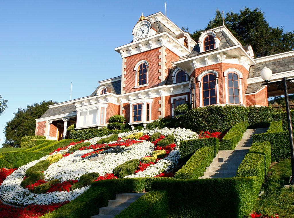 Any Michael Jackson fans have $100 million to spend? Neverland Ranch is up for sale:
