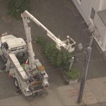 .@nationalgridus crew working to restore power after major outage in #Everett, #Malden & #Medford. Noon on #WBZ-TV http://t.co/LCztFdrJI9