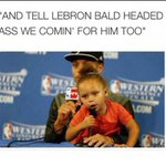 These Riley Curry memes doe???????????? http://t.co/d22eXqj9NN