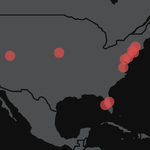 Ross Ulbricht, creator of the #SilkRoad, is sentenced to life in prison. Other arrests mapped. http://t.co/QVvv8lyQra http://t.co/BTB2jxrPe8