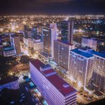Beautiful Nairobi at night. ~@samdave69 http://t.co/TcTlt0GvlX