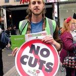 Join us again in #Birmingham city centre tomorrow (Sat) at noon outside bullring #EndAusterityNow #Greens #Erdington http://t.co/UANbP0mZd8