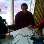 #Ahora @chipicastillo, @NicolasdelCano y @GusVicini en los estudios de @radio10_mdp con @bernabetolosa http://t.co/gksAyUdcMU