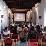 #BerdineskolaVG Amelia Valcalcer analiza la programación de la Escuela Empoderamiento-VG. Ahora en Montehermoso. http://t.co/jeWqN6Tu85