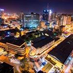 Beautiful Nairobi at night. ~@samdave69 http://t.co/pKSgI39mPl
