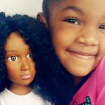 When this mom couldn't find dolls that looked like her daughter, she made one: http://t.co/2m9akX9MgX