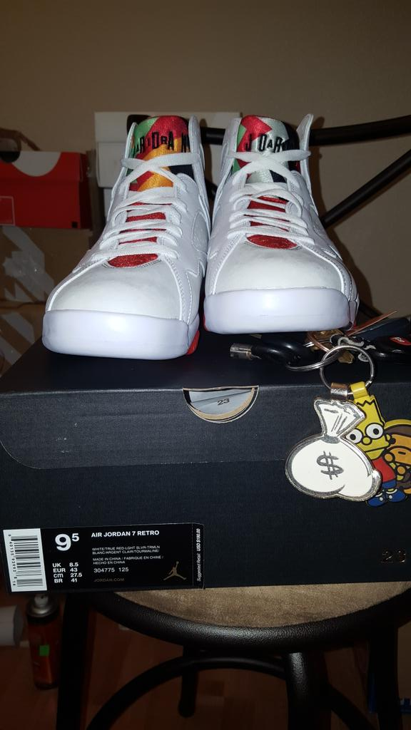 Hare 7s sz 9.5 DS 260 shipped Invoice RTs appreciated http://t.co/fUfTZXqzrS