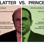 Blatter got 133 votes, Prince Ali received 73 in the first round. #FIFACongress http://t.co/U2KX5mqdSp http://t.co/p9h8y6QIes