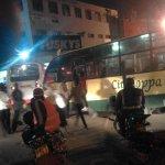 .@KTNKenya talk of impunity. City hoppa buses blocking R. Course n landhies road at the Otc stage. http://t.co/AiwOuuaEWb via @walterodhis1