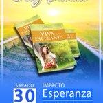 30 de mayo comparte el Libro #VivaconEsperanza con tus familiares, amigos, vecinos y otras personas que tu conoces. http://t.co/tBgcTUU3QV