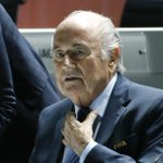 Sepp Blatter will be 83-years-old by the time of the next FIFA Presidential election in 2019. #FIFACongress http://t.co/rgIk6UCujO