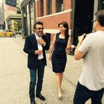 RT @hamdiulukaya: Had a great conversation with @RebeccaJarvis about Tent & the global #refugee crisis for Sunday's @thisweekabc. http://t.…