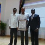 Le Maire de la ville de North Miami honore le Chef de de lEtat à loccasion des 50 ans de… http://t.co/mcV6CYY3OL http://t.co/LqPnXp4XTv
