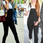 #TaylorSwift vs. #SophieTurner! Who wore black overalls better??? http://t.co/rDh9xM5yna