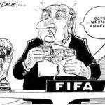 Wrong envelope. #FIFACongress http://t.co/eYHzQdcMjV