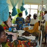 KAKAMEGA - Five children die of malaria, 100 more admitted. http://t.co/WqYGcVRJQG http://t.co/4tLHYN7JiY