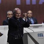 Sepp Blatter retains Fifa presidency. http://t.co/Ajni2otmMR http://t.co/hRHAULo13j