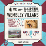 Lets do this, tomorrow! #AVFC #FACUP #FUCKTHEFA http://t.co/h0iJd2OWWf
