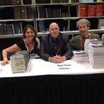 Wendy Corsi Staub, Reed Farrel Coleman and Ken Wishnia at Booth 2657 #BEA15 http://t.co/0hYPAAFW4S