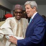 Spoke w/@MBuhari on US-#Nigeria strategic partnership & Nigeria's critical role in the security, prosperity of Africa http://t.co/vbRSASnVD3