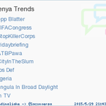 Trend Alert: #fridaybriefing. More trends at http://t.co/6AyDQDZQ89 #trndnl http://t.co/oDhIp2DHlN