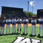 The Fort Stockton seniors missed graduation for this game. They were presented with diplomas at home plate. http://t.co/7AXnqo4KoC