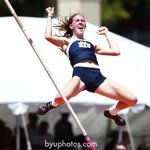 Monteverde clears 4.24 meters on her 3rd attempt - gallery at http://t.co/RbIL9QrMTG @BYUTrackandXC http://t.co/pZ75dQi1xd