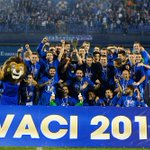 #Dinamo Champions #zagreb #hrvatska @JeremyTARAVEL @ivopinto6 @Hillal_Soudani @DaniOlmo @Anriquez11 #prvaci2015 http://t.co/RCgOAxWwhN
