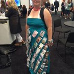 Books make the best accessories. #BEA15 http://t.co/T6kCE5BCc1