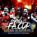 [Preview] http://t.co/rhUoRJVggS | Arsenal vs Aston Villa, Final FA Cup | Sabtu (30/5, 23.30 WIB) SCTV http://t.co/svT4ZpLY37