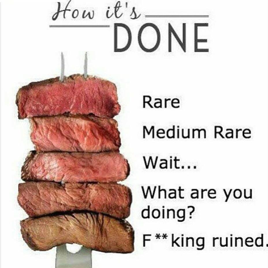 Si la carne no esta en su punto, ni para que... http://t.co/LRI3DHWwoh