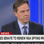 This Is The Selling Job? CNNs Tapper Questions Obamas Lack of Urgency on Patriot Act http://t.co/LtxUqxE1Hl VIDEO http://t.co/TJj2I1AxlC