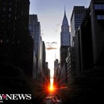Heres how to get the best #Manhattanhenge shot, according to @neiltyson. http://t.co/Uq0RJIXAwT http://t.co/gPEI4w6nCp