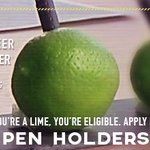 RT @Sauza901: #Sauza901 doesn't need them, but demand for office limes is at an all-time high. Apply here. #NoLimesNeeded http://t.co/UE9Pq…
