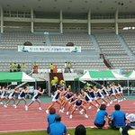 #성남시 중원구의 축제~ 제16회 중원구민 건강달리기대회!! 식전행사인 에어로빅 공연진행중입니다~ http://t.co/gCYzWlsPs2