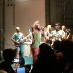 Old School meets New school: @GyeduBlay and @manifestive together at @AF_Accra. Such vim! http://t.co/sQcJHmDWDb