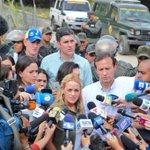 Que se escuche en las calles de Venezuela una sola voz: la solidaridad con los presos políticos! #30MVamosTodos http://t.co/bIsVUwfdth