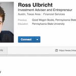 Silk Road founder Ross Ulbricht sentenced to life in prison without parole: http://t.co/qJKeEVCBjQ http://t.co/7u4iOpbTlU