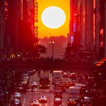 Get ready to see the #Manhattanhenge in New York City tonight! http://t.co/S8aDf5QRYH http://t.co/LZ8xEc8v6J