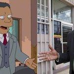 #Curioso Los Simpsons habían predicho la corrupción y escándalo de FIFA http://t.co/EfoFrgbkws http://t.co/gXmSBj6x9i