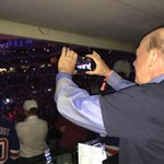 At #Game7 @NYRangers w my dad and I just learned something VERY important!!! #HeKnowsHowToTakeAPicOnHisPhone!! ???? #LGR http://t.co/aTTcva1Qb6