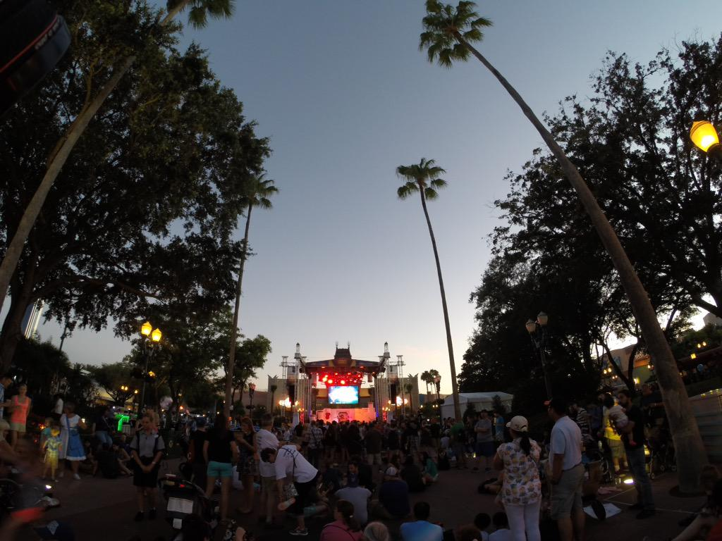 What a perfect night for some fireworks. #SWW2015 http://t.co/HGPce9Yiy7