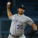 The shift wins....Chad Bettis no hitter gone because of that #weaksauce #Rockies RT to show @cbettis35 support! http://t.co/uVFrFAe95A
