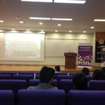#MICE banner on the stage at #barcampevn15 sponsoring the event. @MediaIC @EPFArmenia http://t.co/ax6LIJdTtN