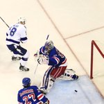 #TBLightning Ondrej Palat (18) scores beating #NYNew York Rangers goalie Henrik Lundqvist for the 2nd goal of game http://t.co/XLam7ARtYP