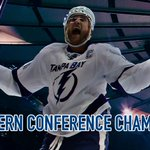Lightning take Game 7 with 2-0 victory over Rangers. Tampa Bay reaches Stanley Cup Final for 1st time since 2004. http://t.co/sEFiIppZPr